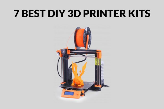 7 Best DIY 3D Printer Kits
