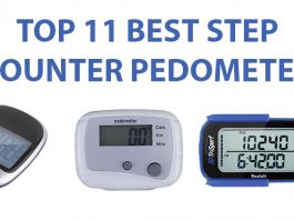 Top 11 Best Step Counter Pedometer