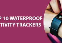 Waterproof Activity Trackers